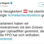 SPÖ – die Hälfte weggelassen