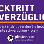 Schwarzblau wankt – Strache kündigt seinen Rücktritt als Vizekanzler und FPÖ-Obmann an