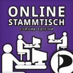 Online-Stammtisch, 26. Dez., 20 Uhr