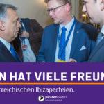 Orban hat viele Freunde