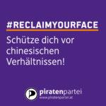 Es braucht 1 Million Unterschriften gegen automatisierte Gesichtserkennung in der EU